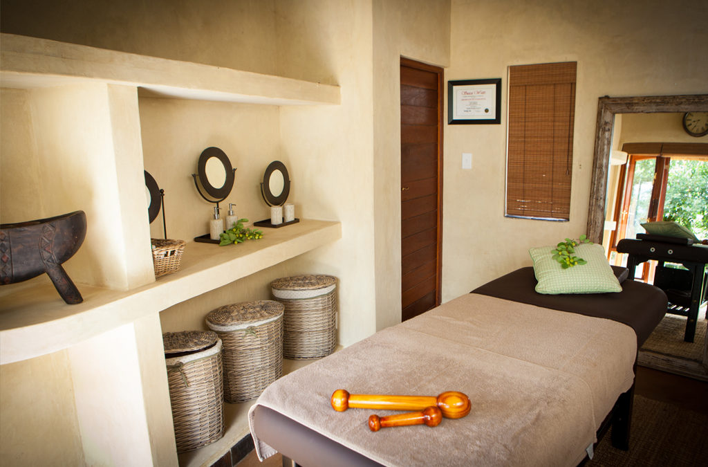 Relaxation in the heart of the Wilderness with Rungu Massage