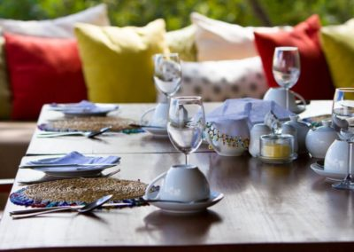 5 star cuisine safari