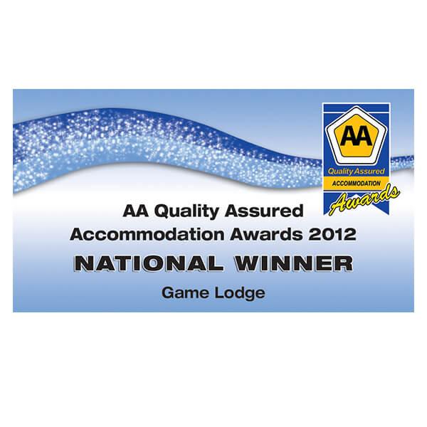 AA Awards 2012