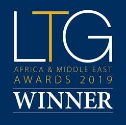 Luxury Travel Guide Award 2019