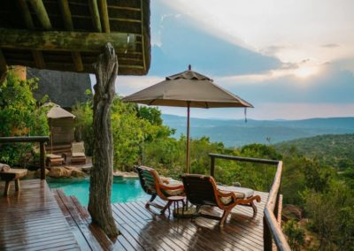luxury safari getaway nedile