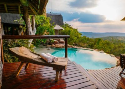 nedile luxury 5 star safari getaway lodge