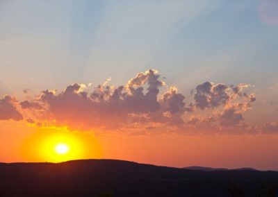 safari sunset nedile lodge